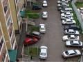 В Украине запретят парковки внутри жилых кварталов