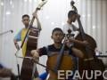 Музыка души: в Таиланде действует Слепой оркестр