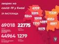Коронавирус в Киеве: Обновленная статистика за 29 ноября