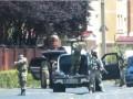 В Сеть попало полное видео начала конфликта в Мукачево