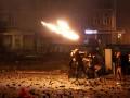 Ночные бои на Грушевского и захват