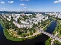 Невероятный Киев: Русановка с высоты (фото)