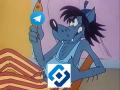 Войну с Telegram показали в виде пародии