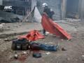 Повстанцы в Алеппо просят о пятидневном перемирии - СМИ