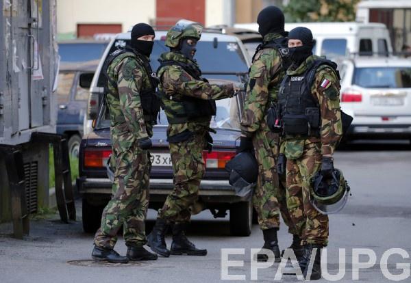 На приемную управления ФСБ в Хабаровске совершено нападение