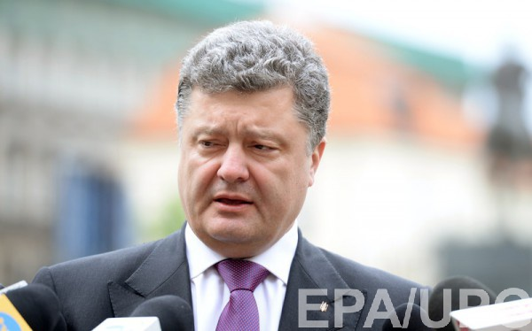 Порошенко: Украину пытаются оттеснить на обочину международной политики