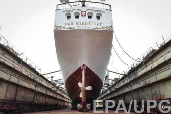 Корабли получат названия городов на бывших польских территориях