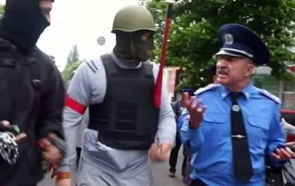 В Одессе задержали экс-начальника милиции области полковника Дмитрия Фучеджи