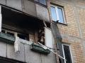 В Киеве в квартире произошел пожар со взрывами: есть пострадавший