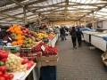 В Украине работают 570 продуктовых рынков