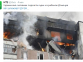 НТВ выдал фото из Томска за поджог домов в Донецке украинской армией