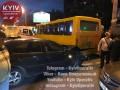 В Киеве в результате мощного удара в ДТП пострадал ребенок