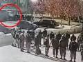 В Сети появилось видео момента наезда на толпу в Иерусалиме