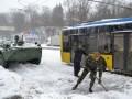 Какой транспорт заработал в Киеве (список маршрутов)