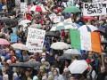Ирландцы протестуют против платы за водопроводную воду