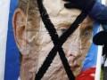 На акции протеста в Тель-Авиве Путина призвали быть джентльменом