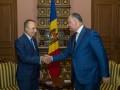 Князь не настоящий: президент Молдовы провел встречу с аферистом
