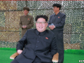 Запуском баллистической ракеты с подлодки руководил Ким Чен Ын