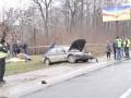 В Черновицкой области в ДТП погибли четыре пенсионерки
