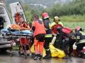 В Польше молния убила четырех туристов