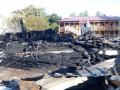 Пожар в Виктории: на месте обнаружили человеческие останки