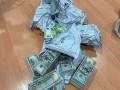 У украинца на границе конфисковали 500 тысяч евро и 240 тысяч долларов