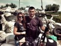 Журналистка и беркутовец, который хотел на ней жениться, встретились в зоне АТО