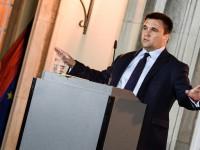 Климкин поддержал США в намерении разорвать ракетный договор с РФ