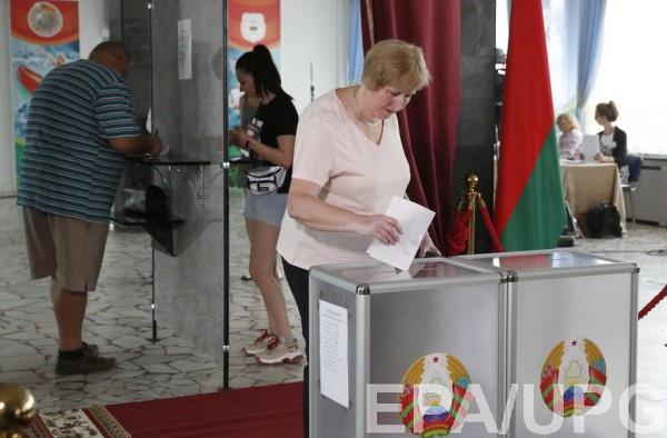 ЦИК Белоруссии объявил итоговую явку на президентских выборах