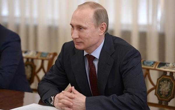 Путин о выборах в Украине: движение в правильном направлении.