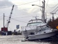 Последствия урагана Сэнди: В залив Нью-Джерси вытекло более миллиона литров нефтепродуктов