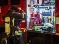 В Киеве потушили пожар в заведении общепита
