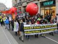 В Лондоне прошли протесты по примеру