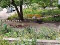 В Харькове во дворе жилого дома умер мужчина