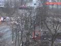 Появилось новое видео расстрелов на Институтской во время Майдана