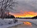 Погода в Украине на 22 февраля: Тепло и без осадков