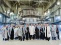 В Харькове запустили первую украинскую ядерную установку
