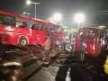 В Гане при лобовом столкновении автобусов погибли 16 человек