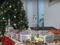 Дипломаты США из печенья сделали копию львовской площади Рынок
