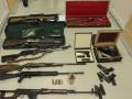 У экс-президента Киргизии нашли арсенал оружия