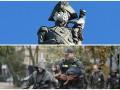 День в фото: лондонские памятники в респираторах и спасение чилийской собаки