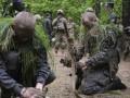 Появились новые фото тренировок Нацгвардии и американских десантников