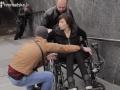 Как Киев приспособлен к инвалидным креслам: эксперимент