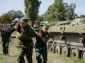 Карта АТО: на Донбассе ранены четверо украинских военных