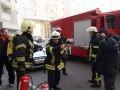 Пожар в киевской высотке ликвидировали