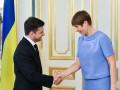 Зеленский провел встречу с Президентом Эстонии