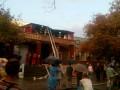 В Киеве сгорел хостел: пострадало 6 человек
