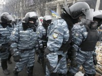На Майдане могли стрелять из украденного во Львове оружия – адвокат Беркута