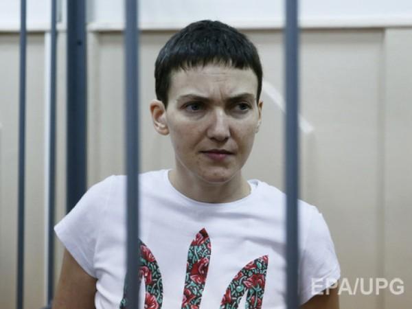 Юрист: Савченко непопросит опомиловании