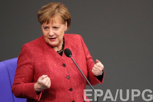 Меркель хочет отправить наблюдателей в Азовское море
